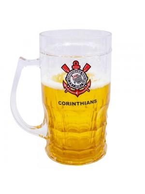 Caneca Cerveja 600ml - Corinthians