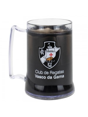 99076 | Caneca Gel Isolante Térmico 400ml - Vasco