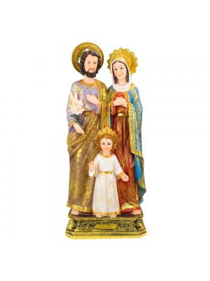 Sagrada Família 60cm - Enfeite Resina