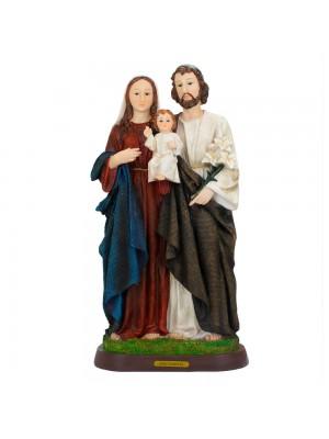 Sagrada Família 53cm - Enfeite Resina