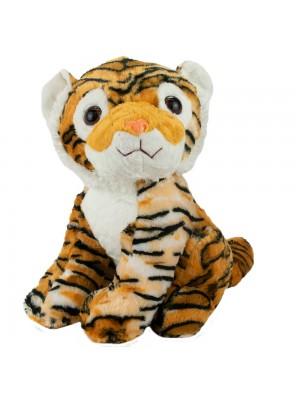 Tigre Sentado 26cm - Pelúcia