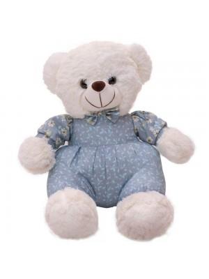 Urso Pijama Florido 32cm - Pelúcia