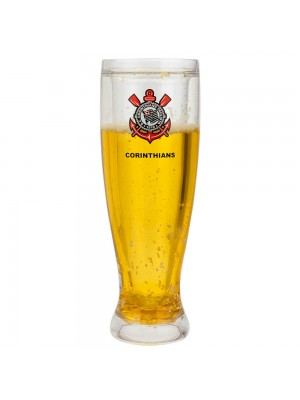 CSU02-1-B   Copo Cerveja 450ml - Corinthians