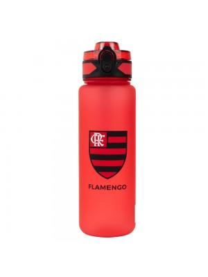 Garrafa De Plástico 600ml - Flamengo
