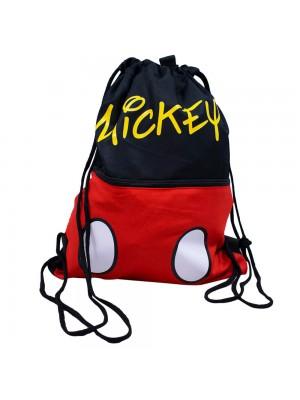 DHQ021-MK2-D | Mochila Tipo Saco Mickey 32x40cm - Disney