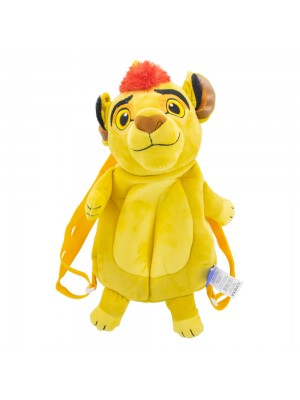 Mochila Infantil Kion Guarda Do Leão 43x23cm - Disney