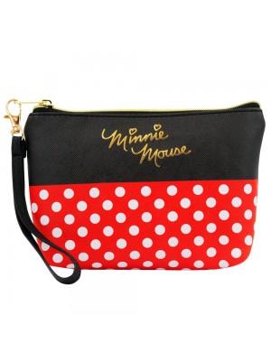 Necessaire Assinatura Cores Minnie 14x5x21cm - Disney
