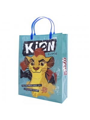 Sacola de Presentes Kion Guarda Do Leão 33x26x8.5cm - Disney
