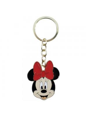 DQY010-MK5-D | Chaveiro Rosto Minnie - Disney