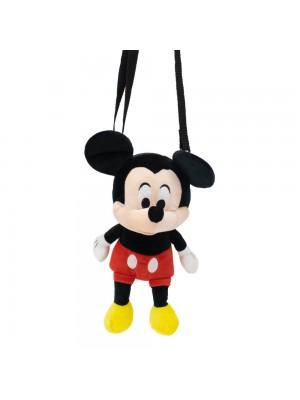 Bolsa Pelúcia Mickey 22cm - Disney