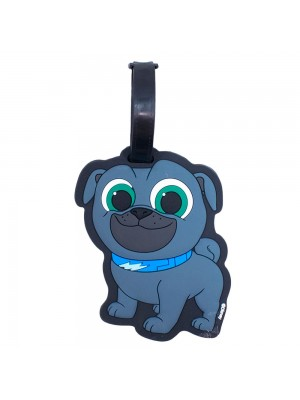 Etiqueta Para Bagagem Bingo Puppy Dog Pals 11x8cm - Disney