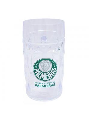 Caneca Plástico Gigante 900ml - Palmeiras