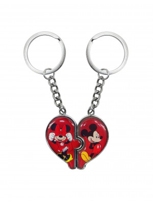 CHAVEIRO MICKEY & MINNIE - DISNEY