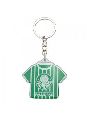 JY1006Z-3-B | Chaveiro Camisa Futebol 5cm - Palmeiras