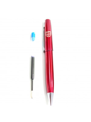 Caneta Roller Pen Metal Touch Screen Carga Extra - Flamengo