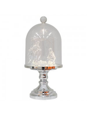 Luminária Presépio Globo 29cm