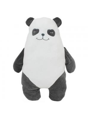 Almofada Formato Urso Panda Pelúcia 62cm