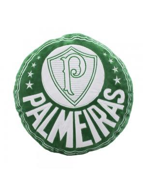 ALMOFADA BRASÃO (FIBRA) - PALMEIRAS