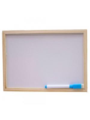 Quadro Branco De Escrever 18.5x25.5cm