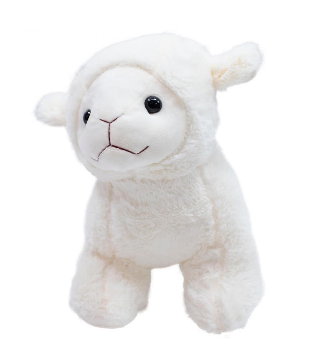 Ovelha Branca 28cm - Pelúcia