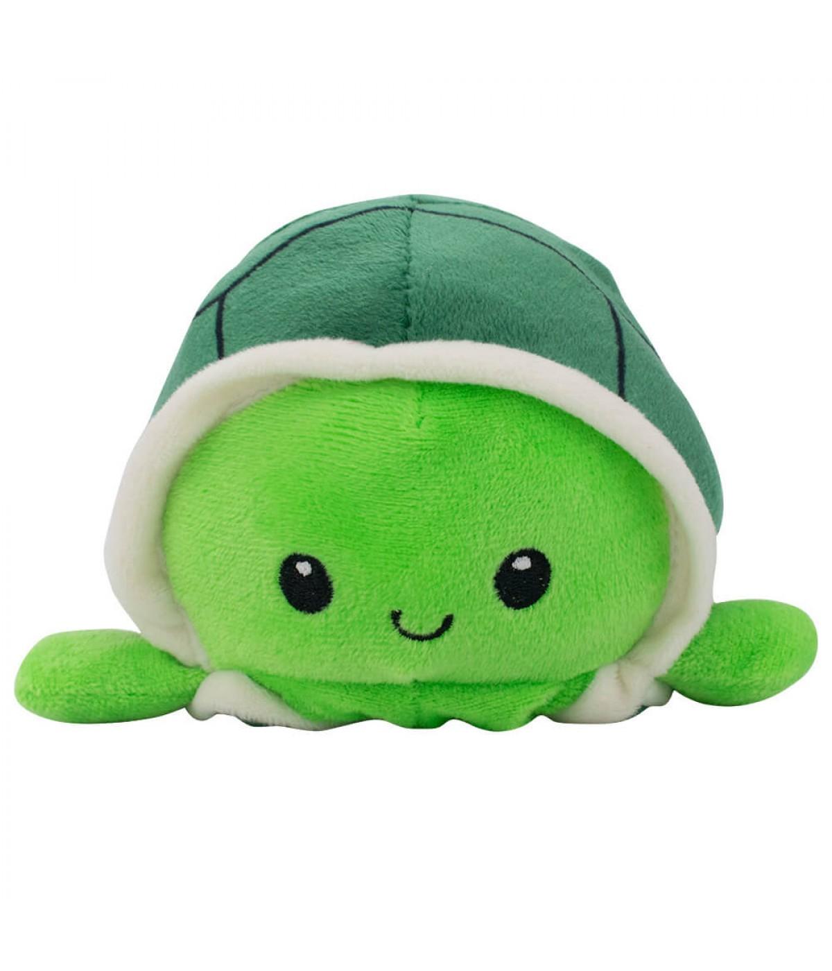 Tartaruga Verde Humor 13cm - Pelúcia
