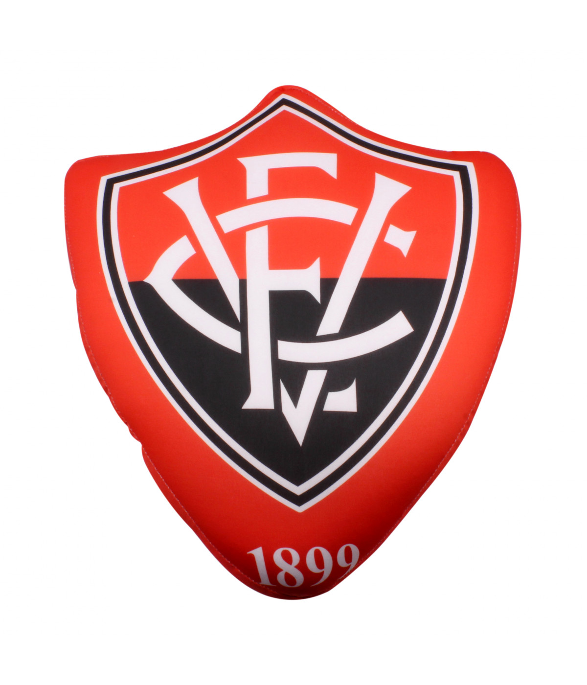 ALMOFADA EM FORMA DE BRASÃO (ISOPOR) - VITÓRIA