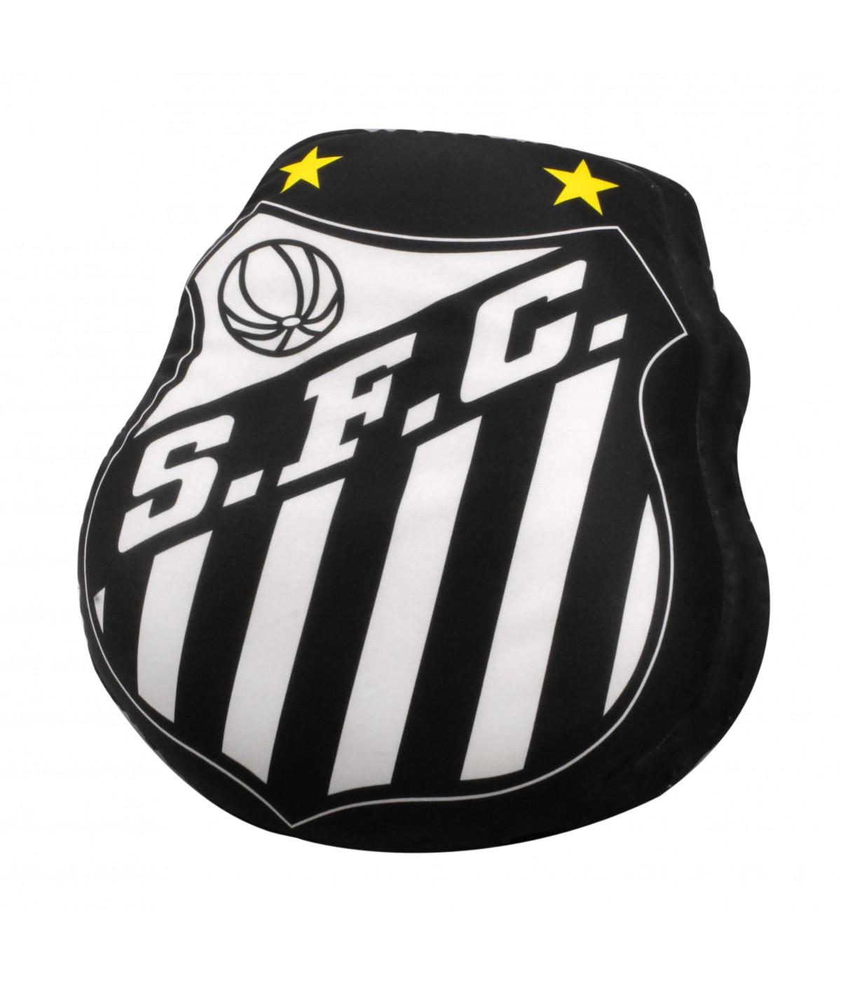 14840419e4 ... ALMOFADA EM FORMA DE BRASÃO (ISOPOR) - SANTOS ...