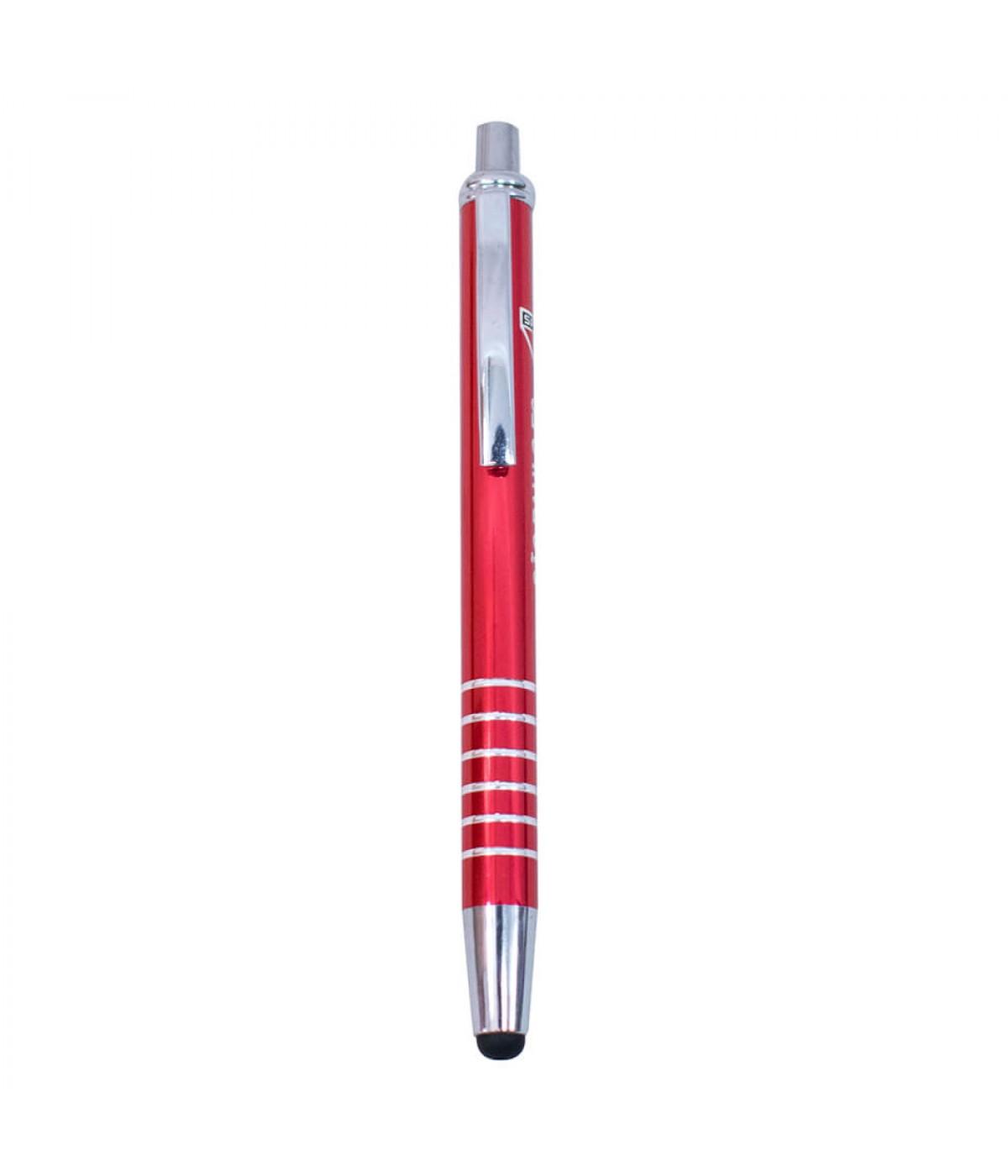 53e70fed493a8 Caneta Roller Pen Touchscreen - SPFC