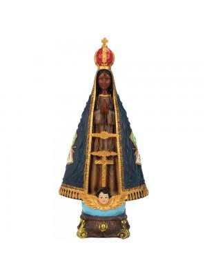 Nossa Senhora Aparecida 50cm - Enfeite Resina