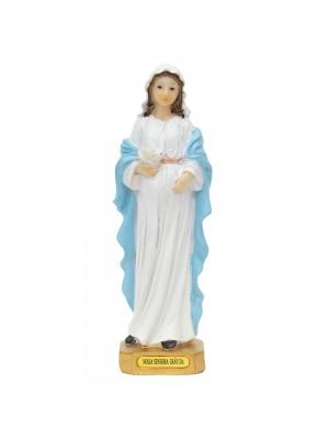 Nossa Senhora Grávida 16cm - Enfeite Resina