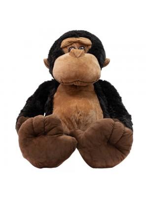 Macaco Marrom 46cm - Pelúcia