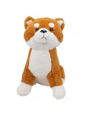 Cachorro Shiba Sentado 38cm - Pelúcia