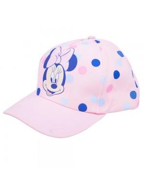 Boné Rosa Minnie Aba Curva - Disney
