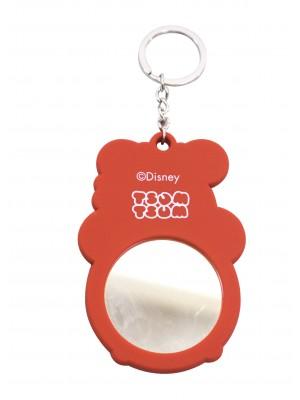 DYFS18-TT1-D | Chaveiro Emborrachado Espelho Mickey & Minnie Tsum Tsum - Disney