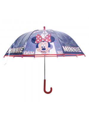 DYFS23-MK1-D | Guarda Chuva Transparente Minnie - Disney