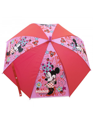 GUARDA CHUVA VERMELHA MINNIE - DISNEY