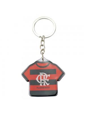 JY1006Z-5-B | Chaveiro Camisa Futebol 5cm - Flamengo