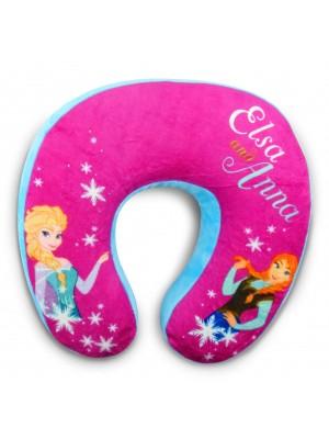 MGM31P-FZ3-D   Pescoceira Nasa Anna & Elsa Frozen (Espuma) - Disney
