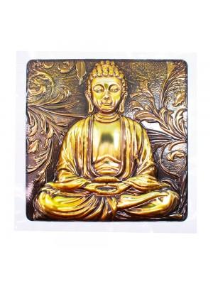 Adesivo Decorativo Relevo Buda 28.5x28.5cm