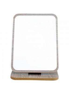 Espelho Retangular Ajustável 22x16cm
