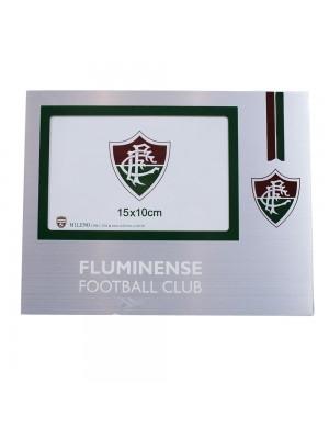 Porta Retrato Alumínio 1 Foto 10x15cm - Fluminense