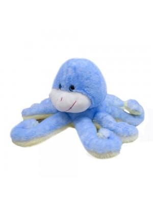 Polvo azul 40cm - pelúcia