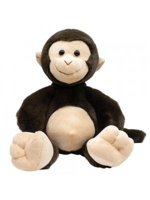 Macaco Marrom Cauda Longa 31cm - Pelúcia