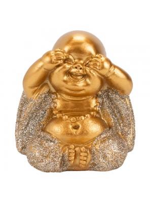Monge Dourado Não Vejo 6cm