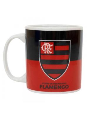 Caneca Porcelana 320ml - Flamengo