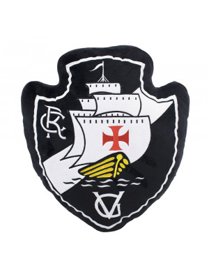 ALMOFADA BRASÃO (FIBRA) - VASCO