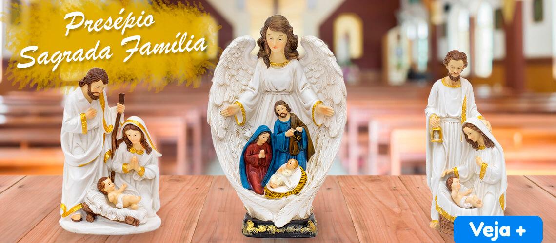 Presepio Sagrada Familia