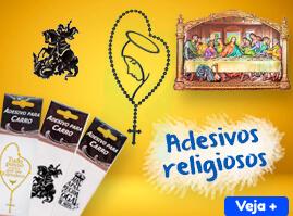 Adesivos religiosos